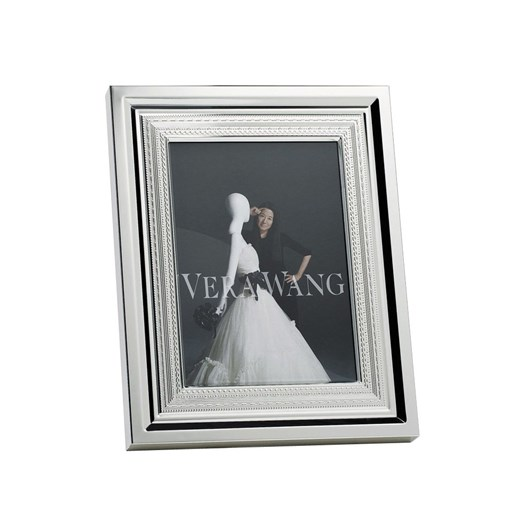 Vera Wang with Love Silver 4x6 Frame
