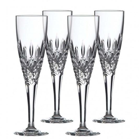 Royal Doulton Crystal&glassrd Highclereflute Box 4 150ml