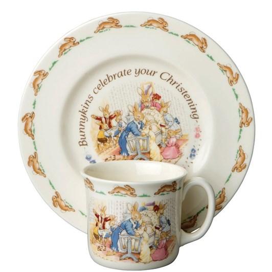 Royal Doulton Christening 2 Piece Baby Set