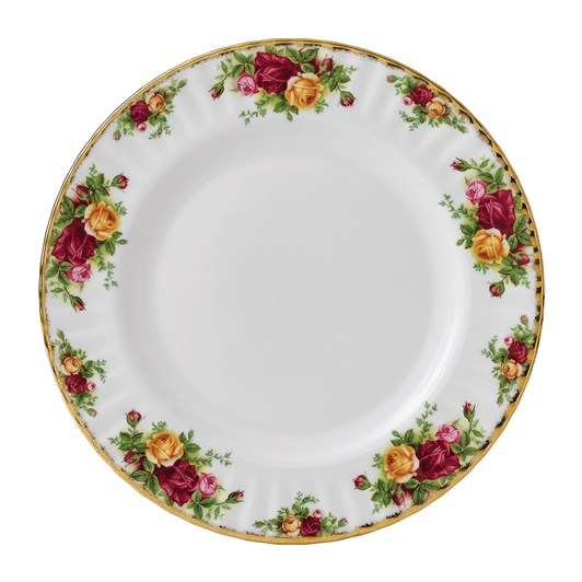 Royal Albert Old Country Roses Plate 27cm