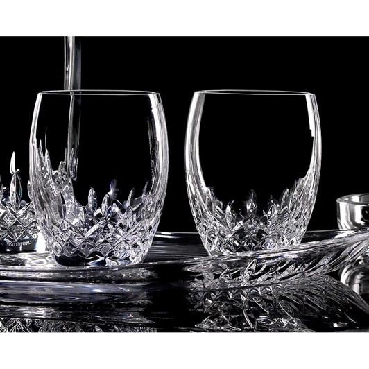 Waterford Lismore Essence Whiskey Tumbler Glasses Set of 6