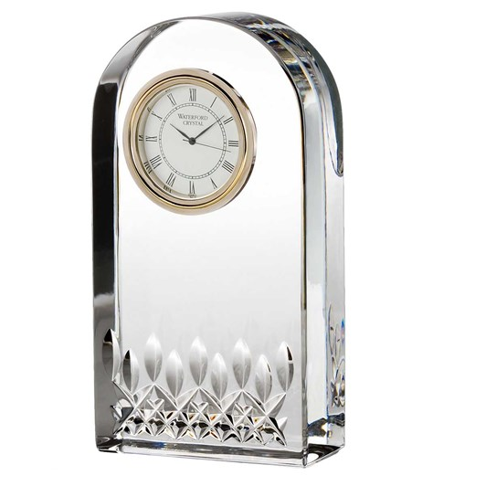 Waterford Crystal Lismore Essence Clock 14cm