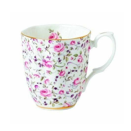 Royal Albert Rose Confetti Mug 8oz