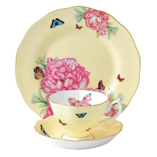 Royal Albert Miranda Kerr Joy Teacup, Saucer, Plate 20cm