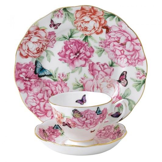 Royal Albert Miranda Kerr Gratitude Teacup, Saucer, Plate 20cm
