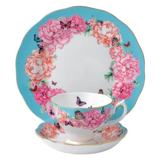 Royal Albert Miranda Kerr Devotion Teacup, Saucer, Plate 20cm