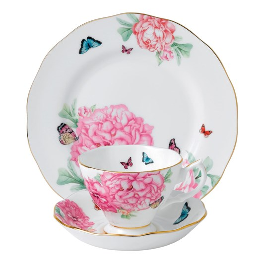 Royal Albert Miranda Kerr Friendship Teacup, Saucer & 20cm Plate