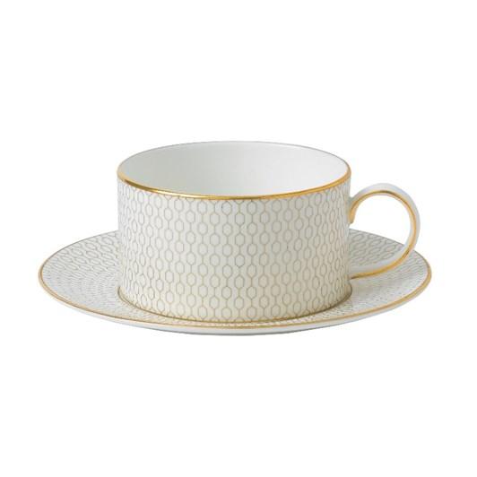 Wedgwood Arris Teacup & Saucer 180ml
