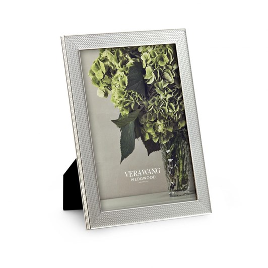 Vera Wang With Love Nouveau Silver Frame 5x7