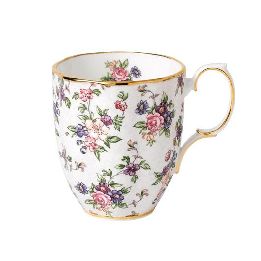 Royal Albert 100 Years Teaware Mug-1940's English Chintz