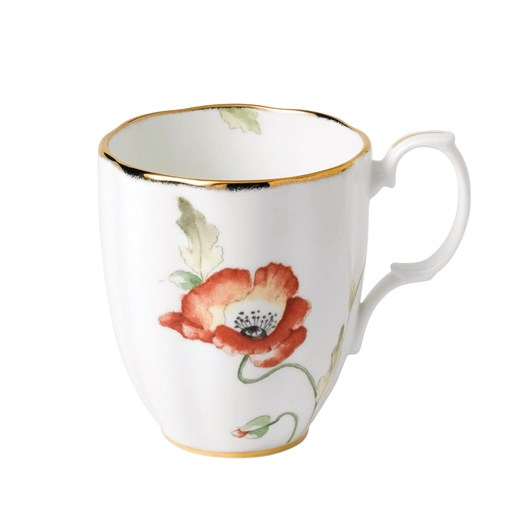 Royal Albert 100 Years Teaware Mug-1970's Poppy