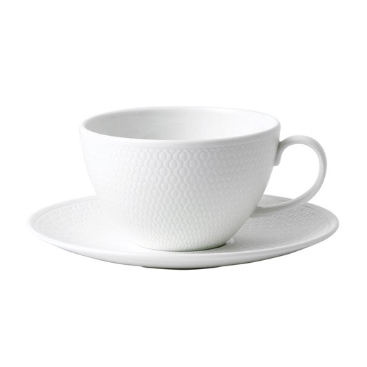 Wedgwood Gio Teacup and Saucer
