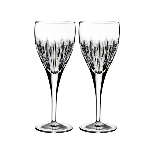 Waterford Crystal Stemware Ardan Mara Wine Pair