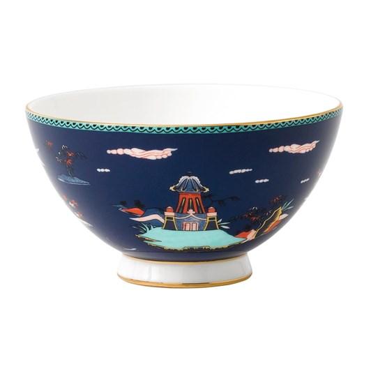 Wedgwood Wonderlust Blue Pagoda Bowl 11cm