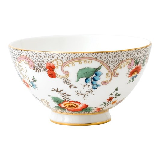 Wedgwood Wonderlust Rococo Flowers Bowl 11cm