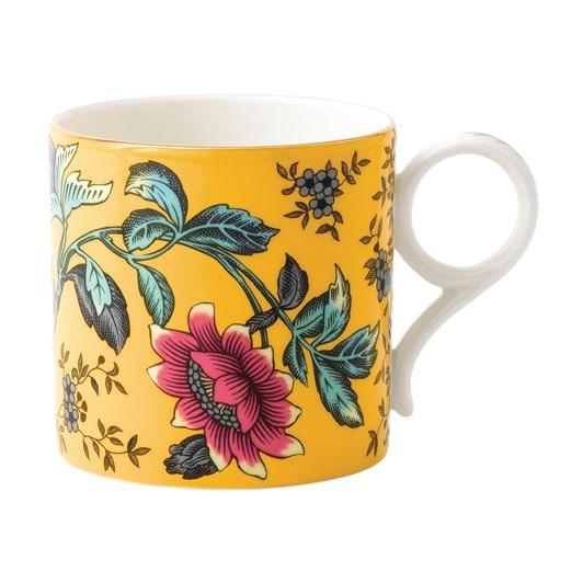 Wedgwood Wonderlust Yellow Tonquin Mug Large 300ml