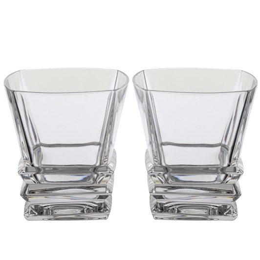 Royal Doulton Crystal&glassdecanters (and Sets)prism Tumbler Pair