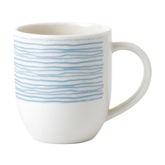 Royal Doulton ED Ellen DeGeneres Polar Blue Dots Mug 430ml