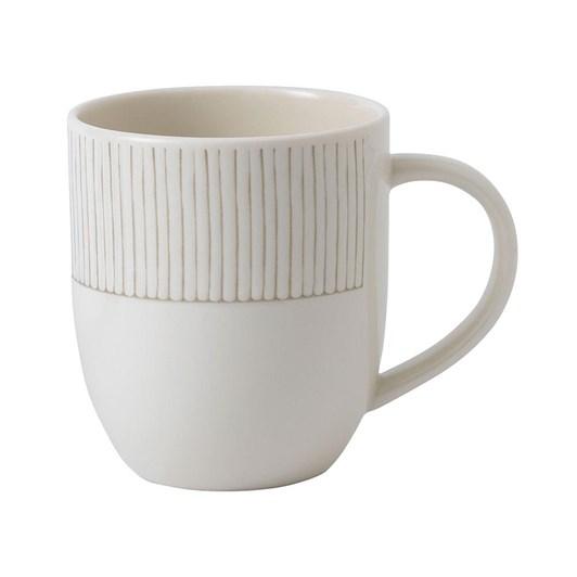 Royal Doulton ED Ellen DeGeneres Mug 430ml Taupe Stripe