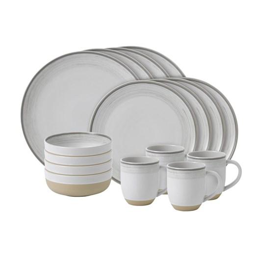 Ellen DeGeneres, by Royal Doulton Brushed Glaze 16 Piece Dinnerware Set