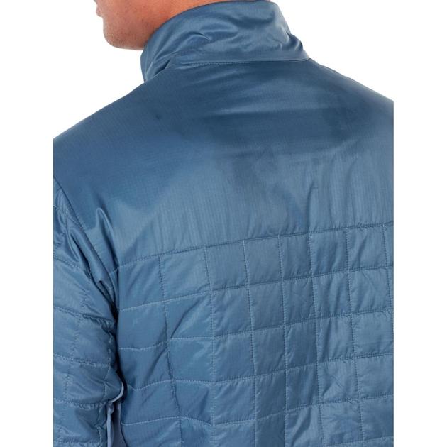 Icebreaker Mens's Merinoloft™ Helix Long Sleeve Zip - 406-granite blue midnight navy