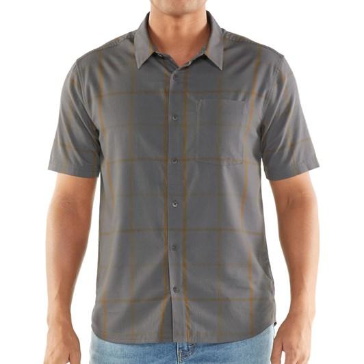 Icebreaker Men's Cool-Lite™ Compass Short Sleeve Shirt