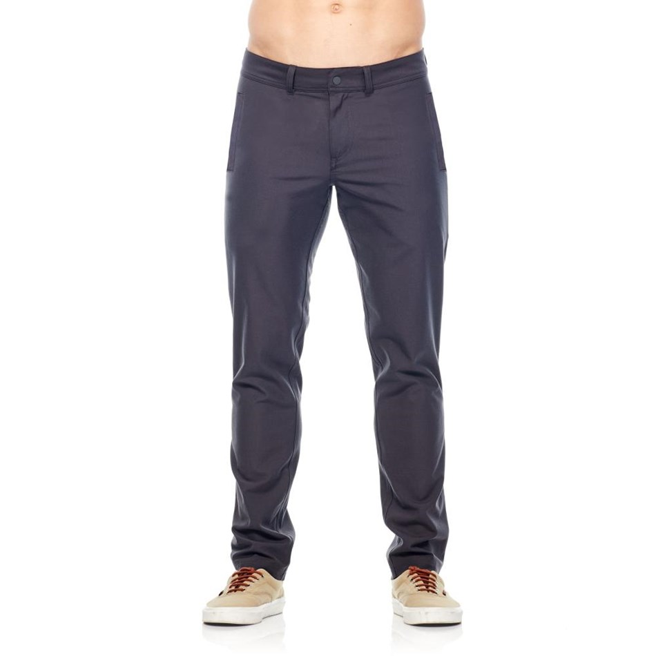 Icebreaker Mens Connection Pants - 001-monsoon