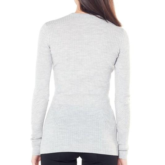 Icebreaker Womens Valley Slim Crewe Sweater