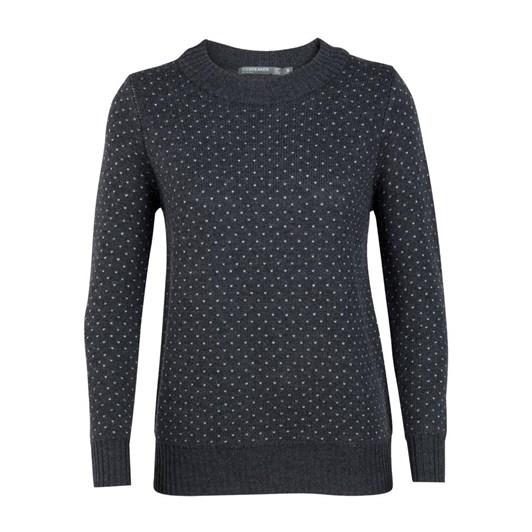 Icebreaker Womens Waypoint Crewe Sweater