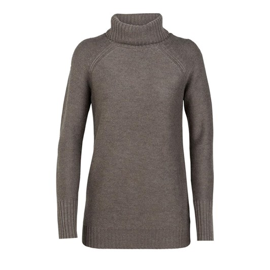 Icebreaker Womens Waypoint Roll Neck Sweater