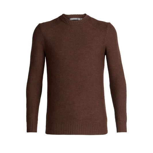 Icebreaker Mens Waypoint Crewe Sweater