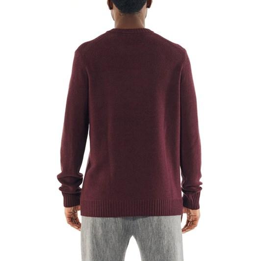 Icebreaker Mens Waypoint Crewe Sweater