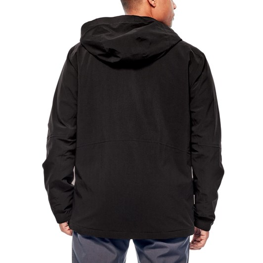 Icebreaker Mens Stratus Transcend Hooded Jacket