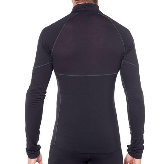 Icebreaker Men's BodyfitZONE™ 150 Zone LS Half Zip