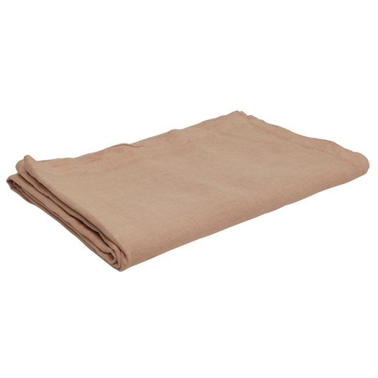 French Country Everyday Tablecloth Dusky Pink Square
