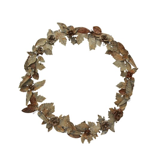 French Country Rustic Wreath Small