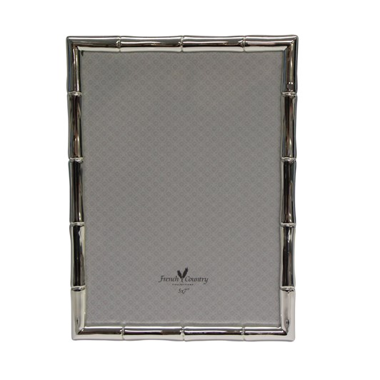 French Country Silver Plated Lina Photoframe