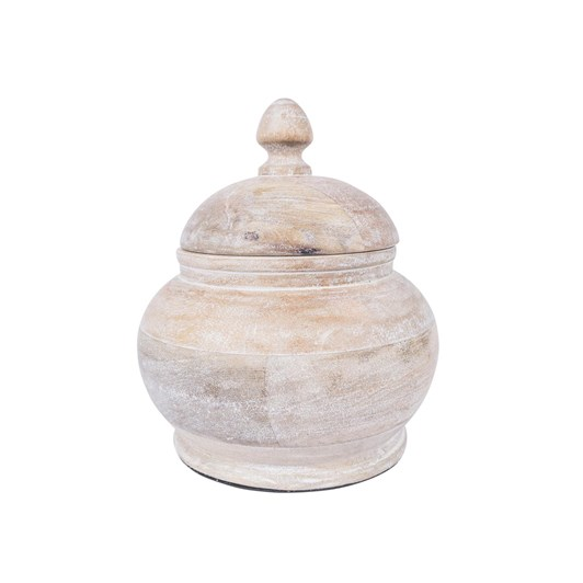 French Country Blanco Cannister Small