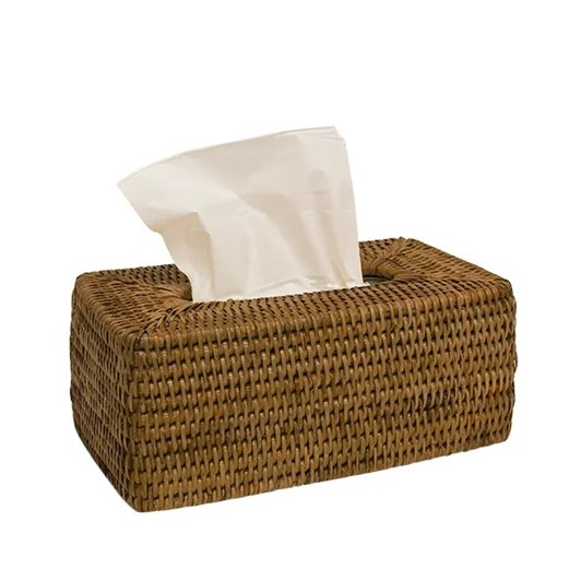 French Country Coco Rect Tissue Box