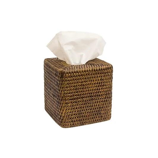 Coco Square Tissue Box 13.5cmLx13.5cmW13.5cmH