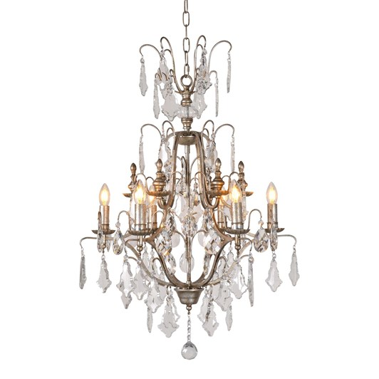 French Country Etienne Crystal Chandelier