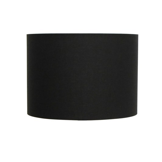 French Country Drum Shade Black