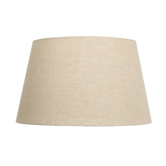 French Country Tapered Drum Large Shade Linen