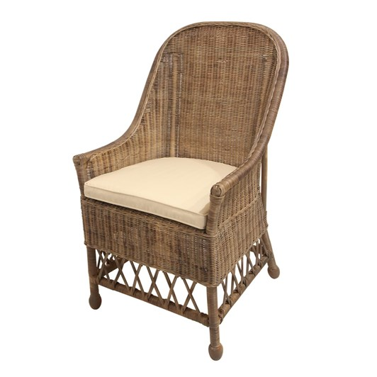 French Country Costello Natural Weave Chair