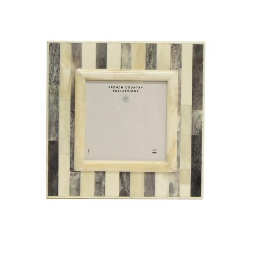 "French Country Sahar Square Photo Frame 4x4"""