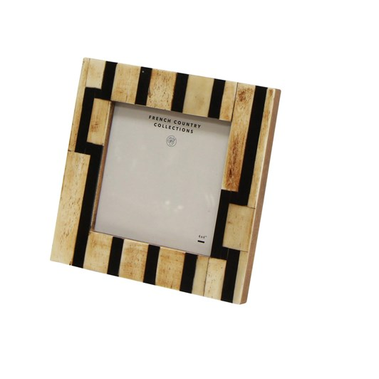 """French Country Cleo Square Photo Frame 4x4"""""""