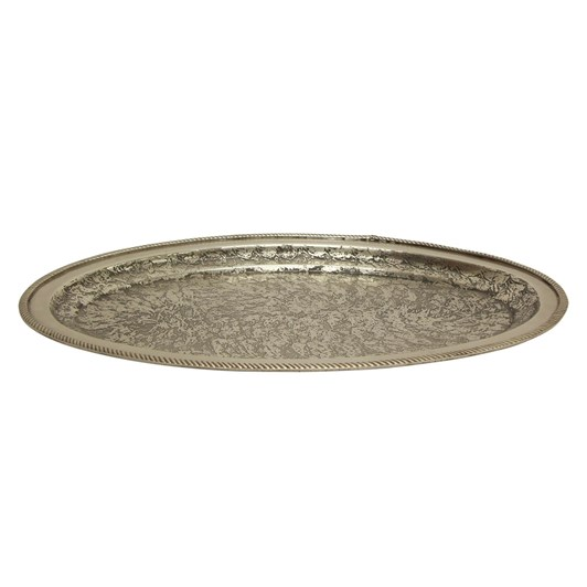 French Country Aster Serving Platter