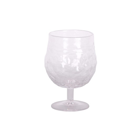 French Country Serena Clear Wine Goblet