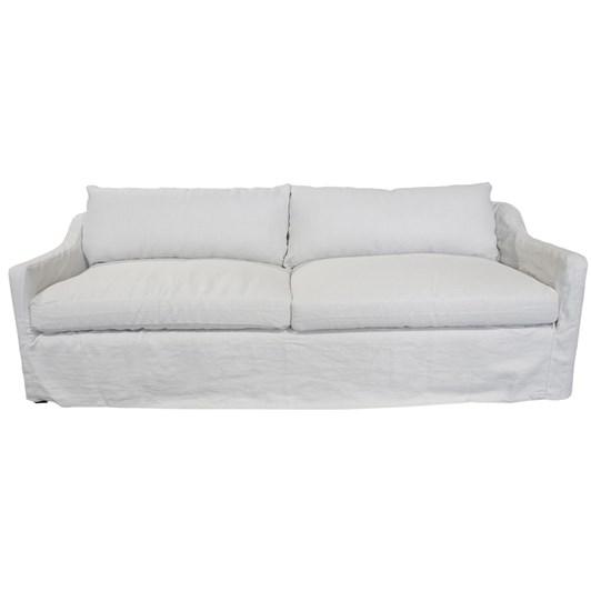 Dume Sofa with Sand Slip Cover 231cmLx99cmWx86cmH