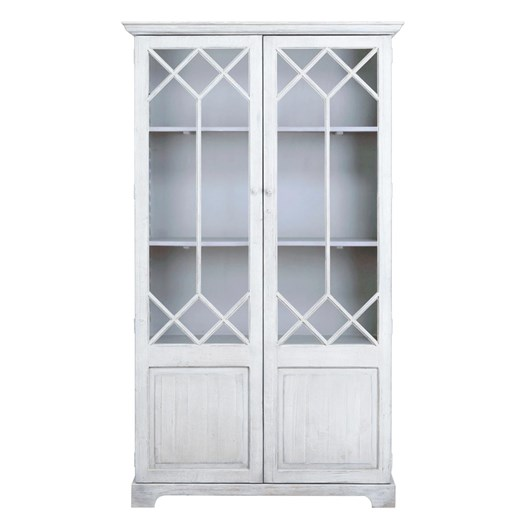 French Country Norah Display Cabinet
